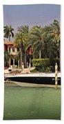 Miami Style Beach Towel
