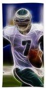 Michael Vick - Philadelphia Eagles Quarterback Beach Towel