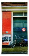 Michel De Hey Bicycle Beach Towel