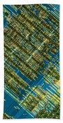 Microprocessor Beach Towel