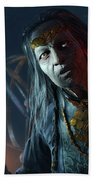 Middle-earth Shadow Of Mordor Beach Towel