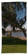 Middleton Live Oak Charm Beach Towel