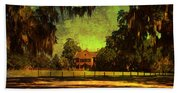 Middleton Place In Charleston Beach Towel