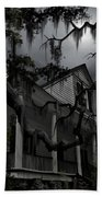 Midnight In The House Beach Towel by James Christopher Hill