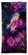 Midnight Sky Beach Towel