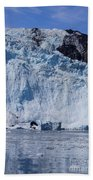 Mighty Holgate Glacier Beach Towel