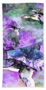 Migration 01 Beach Towel