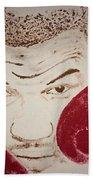 Mike Tyson Beach Towel