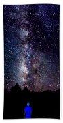 Milky Way 9962 Beach Towel