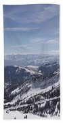 Mineral Basin Beach Towel