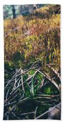 Mini-forest Beach Towel