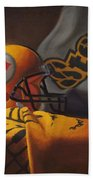 Mini Helmet Commemorative Edition Beach Towel