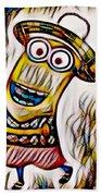 Minion 3 Beach Towel