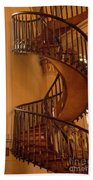 Miraculous Staircase Beach Towel
