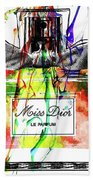 Miss Dior Grunge Beach Sheet