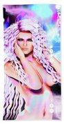 Miss Inter-dimensional 2089 Beach Sheet