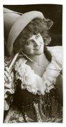 Miss Marie Studholme As Lady Madcap 1905 Beach Sheet
