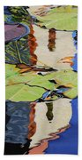 Mission Reflection Beach Towel