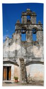 Mission San Jaun Capistrano Beach Towel