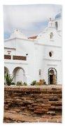Mission San Luis Rey Beach Towel
