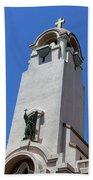 Mission San Rafael Arcangel Beach Towel