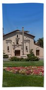 Mission Santa Clara De Asis Beach Towel
