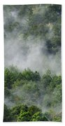 Mistico De San Jose De Pacifico Beach Towel