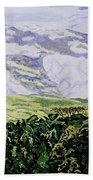 Misty Vumba Beach Towel