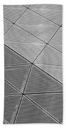 Modern Detail Background Beach Towel