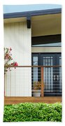 Modern Suburban House Hayward California 27 Beach Towel