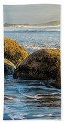 Moeraki Boulders Beach Towel