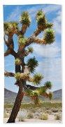 Mojave Joshua Tree Beach Towel