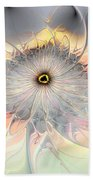Momentary Intimacy Beach Towel