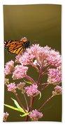 Monarch Butterfly 5 Beach Towel