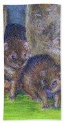 Mongoose #511 Beach Towel