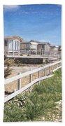 Monmouth Beach - Impressions Beach Towel