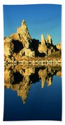 Mono Lake California Sunset - Landscape Beach Towel