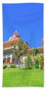 Monserrate Palace Sintra Beach Towel
