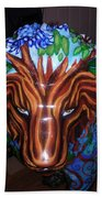 Monsieur De Lioncourt Beach Towel
