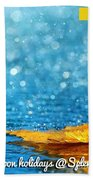 Monsoon Special One Day Picnic Spot Near Khadakwasla Splendour Country Beach Towel