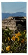 Monte Alban 4 Beach Towel