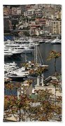 Monte Carlo 10 Beach Towel