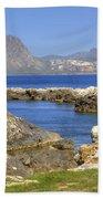 Monte Cofano - Sicily Beach Towel