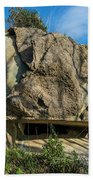 Monte Moro Bunkers - Bunkers Monte Moro Beach Towel