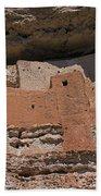 Montezuma Castle National Monument Beach Towel