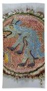 Montezuma II: Shield Beach Towel