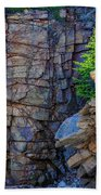 Monument Cove I Beach Towel