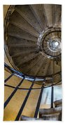 Monument Stairs Beach Towel