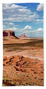 Monument Valley National Park Beach Towel
