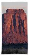 Monument Valley Sunrise 7288 Beach Towel